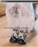 革卸し売り高品質ペット項目犬の靴