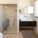 Badezimmer-Dampf des Edelstahl-grosser Selbstabfluss-3kw für Bad-Dusche
