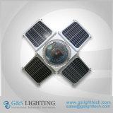 indicatore luminoso di percorso marino solare 10nm