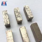 Этапы диаманта сандвича для вырезывания добра песчаника мрамора гранита