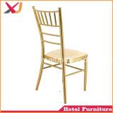 結婚式のための高品質の金属のChiavariの椅子
