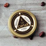 Blechdosen des Kaviar-10g/15g/30g/50g/100g/125g/250g