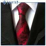 高品質の商務ポリエステル最も安く標準的なネクタイ