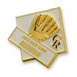安いカスタムボクシングの試合の金のエナメルのバッジ