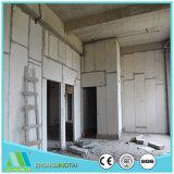 Сегменте панельного домостроения материал EPS Сэндвич панели для внутренней стенки/ внутренней стенки