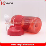 [500مل] بلاستيكيّة خلّاط رجّاجة زجاجة مع صامد للصدإ خلّاط خلّاط كرة ([كل-7064])