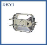 Люк -лаз давления AISI316L круглый с заключение Perpheral