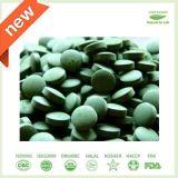 Tablettes de supplément de rayonnement de chlorella d'algues vertes d'ODM d'OEM anti