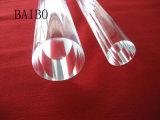 Varilla de vidrio de cuarzo claro popular