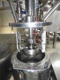 GMP 표준 진공 실험실 사용을%s 균질화 유화제 믹서