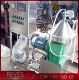 化学作用のための2フェーズディスク遠心分離機