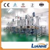 Máquina de emulsión del homogeneizador del vacío para la crema/el ungüento/el líquido