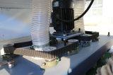 Controle de freqüência Superfície Special-Curved Madeira Polidora/ máquina de polir Perfil 3D