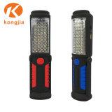 Indicatore luminoso ricaricabile del lavoro del USB LED con magnetico