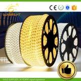 En option SMD 5050 2835 LED Flexible RVB Strip Light