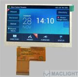 4.3 '' TFT LCD Display Modulates Capacitive Touch Pcap Optional