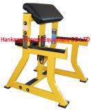 la machine de construction de corps, gymnase, force de marteau, a posé l'enroulement de bras (HS-4018)