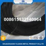 Taille 1.6mm de fil recuite par noir pour la construction