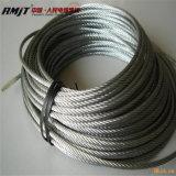 Corda galvanizzata tuffata calda del filo di acciaio