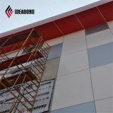 建築材料のアルミニウム合成シートを広告する高度ポリエステル