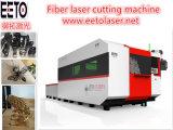 Tagliatrice del laser della fibra di CNC di alto potere 3000W con il generatore del laser di Ipg