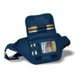 クレジットカードのためのポケットが付いているウエスト袋およびカスタマイズされたロゴのペン