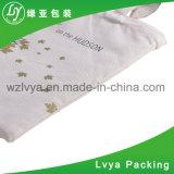 Saco de Drawstring barato do algodão da venda por atacado do preço
