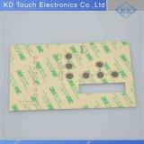 Kundenspezifischer Kohlenstoff-Tintendrucken-Haustier-Kreisläuf-Schalter mit Multi-LED
