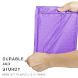 Poly Bubble Mailer point violet Auto Joint sacs d'enveloppe matelassée