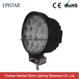 Luz redonda del trabajo del poder más elevado 42W LED para la máquina de la agricultura (GT2003-42W)