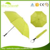 Multicolor по-разному створка зонтика 2 логоса конструкции автоматическая