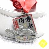 Il metallo su ordinazione miracoloso Cina di festa dello smalto foggia a coppa la medaglia