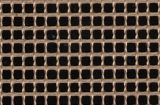 Het PTFE Met een laag bedekte TeflonNetwerk van uitstekende kwaliteit van de Doek van het Netwerk van de Glasvezel