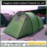 Waterproof a barraca de acampamento agradável da família do túnel do projeto de 8 homens