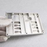 鋳造物CNC機械アルミニウム明確なAnodizer機構電子ボックス箱を停止しなさい
