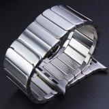 cinturini solidi 42mm dell'acciaio inossidabile di 38mm per le vigilanze del Apple