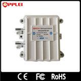 En el exterior impermeable de alta calidad 100Mbps Ethernet Poe de intercepción de bombeo