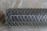 Metálica de acero al carbono de malla de alambre hexagonal