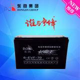 батарея загерметизированная 12V70ah свинцовокислотная с сертификатом SGS для электрического автомобиля