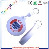 Gomma piuma di galleggiamento EVA Keychain di figura personalizzata commercio all'ingrosso