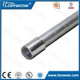 IMC conducto de acero galvanizado intermedio del tubo del conducto