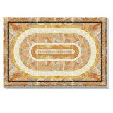 Ladrillo Polished cristalino de la porcelana de los azulejos de los azulejos de suelo del diseño de la alfombra
