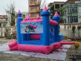 Design agradável tema congelado barato Bouncer castelos insufláveis por grosso