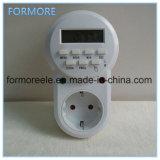 temporizador semanal de /Indoor do temporizador de 230V 16A LCD Digital/do temporizador interruptor leve