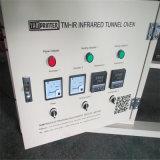 infrarode Oven van de medio-Golf van de Garens van de Stof van 5m de Industriële