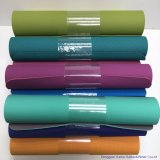Tapis de Yoga Pilates Fitness Plus de couleur