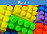 Anorganisch Blauw 36 van het Pigment voor (Groenachtig) Plastiek