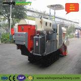 4lz-2.2高品質の農業機械の米のコンバイン収穫機