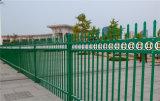 Горячим загородка гальванизированная садом стальная 65 обеспеченностью типа шикарным декоративным