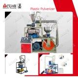 Máquina de trituração plástica do Pulverizer do baixo pó do PVC da poluição do ar